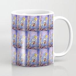 RB.Bird Play Coffee Mug