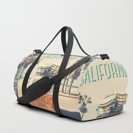 California dreamers Duffle Bag