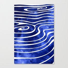 Tide VI Canvas Print