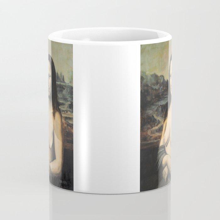 Moaner Lisa Coffee Mug