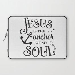 Prayer Jesus Faith Bible Psalm Gift Laptop Sleeve