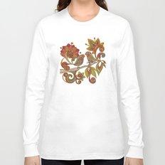 Hello Birds Long Sleeve T-shirt