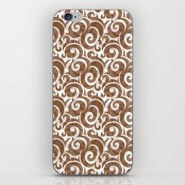 Pattern Art iPhone Skin