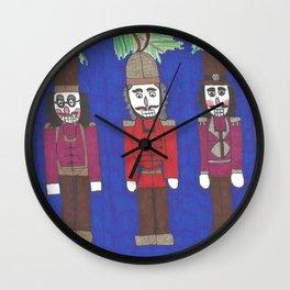 Nutcracker Suite Wall Clock