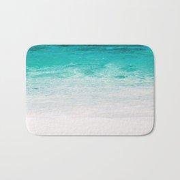 Shades of the Ocean Bath Mat