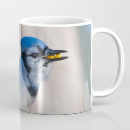 March Blue Jay Coffee Mug