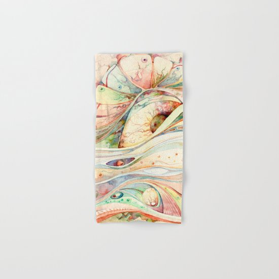 Biology Hand & Bath Towel