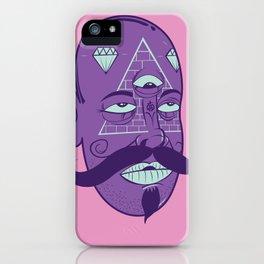 3eyes iPhone Case