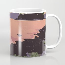 Pacific Rim National Park Reserve Coffee Mug