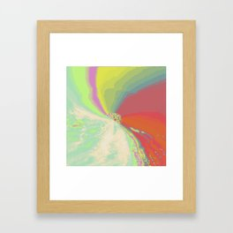 Psychedelica Chroma V Framed Art Print