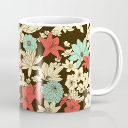 Flower Market Coffee Mug