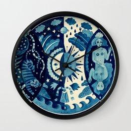 Little Universe Wall Clock