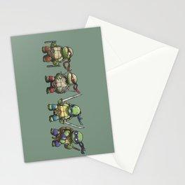 TMNT Stationery Cards