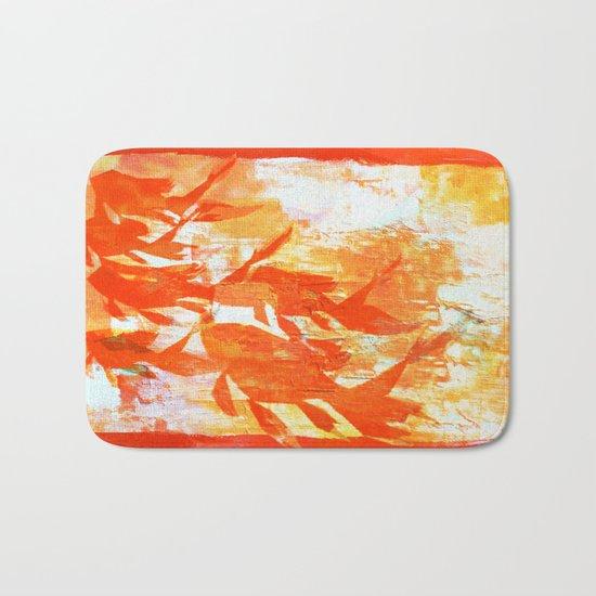 Plaster's Koi Bath Mat