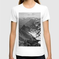 jon snow T-shirts featuring Archangel Valley by Kevin Russ