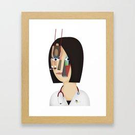 Flivi Framed Art Print