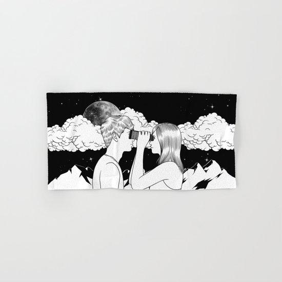 Exploring you Hand & Bath Towel