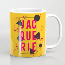 Jacquerie Gold Coffee Mug
