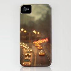 Taxicab Confessions - New York iPhone (4, 4s) Slim Case