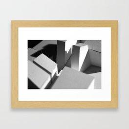 Pathways 2 Framed Art Print
