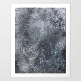 Sheer Pain Art Print