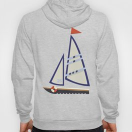 Sailboat I Hoody