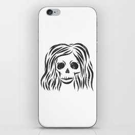 *Wild* - digital disstressed illustration iPhone Skin