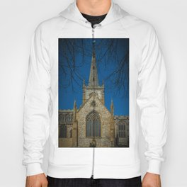 The Bard's Last Home Shakespeare's Resting Place Stratford Church Hoody