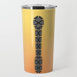 Tracer Cosplay Pants Travel Mug