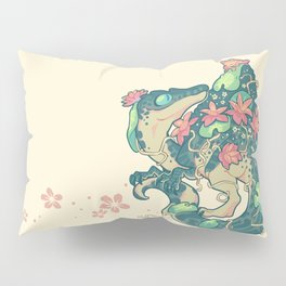 Aquatic buddies Pillow Sham