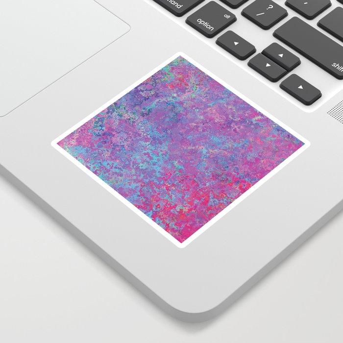 Acid Wash Sticker