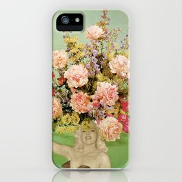Floral Fashions II iPhone Case