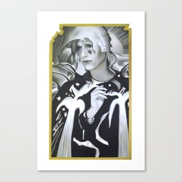 A new  Tomorrow Canvas Print