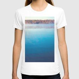 Autumn on the Lake x Rustic Decor T-shirt