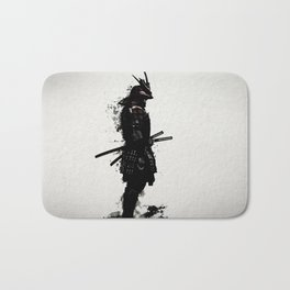 Armored Samurai Bath Mat