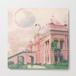 Pink Palace Metal Print