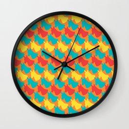 The Magical Horses Wall Clock