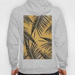 Black Palm Leaves Dream #6 #tropical #decor #art #society6 Hoody