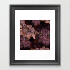 FLORAL FUN Framed Art Print