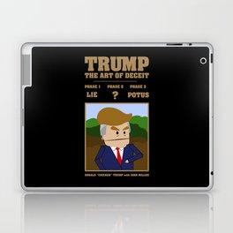 Trump - The Art of Deceit Laptop & iPad Skin