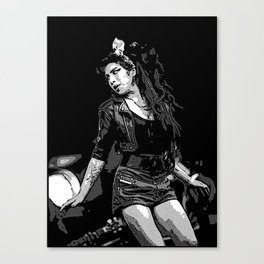 Forever Amy Canvas Print