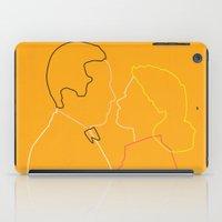 casablanca iPad Cases featuring Casablanca by Fräulein Fisher