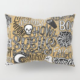 Have A Spoopy Halloween Pillow Sham
