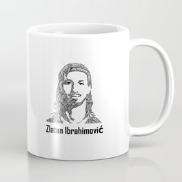 Zlatan  Coffee Mug