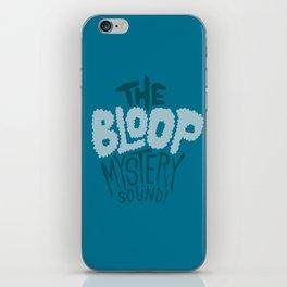 Bloop iPhone Skin