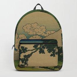 Hokusai Backpack