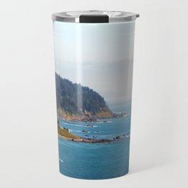 Coastline #4 Travel Mug
