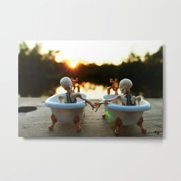 When The Moment Has Passed Metal Print