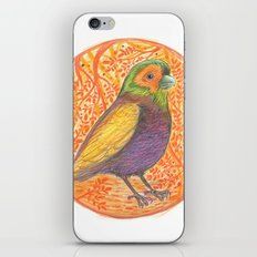 Bird in a Thicket iPhone & iPod Skin