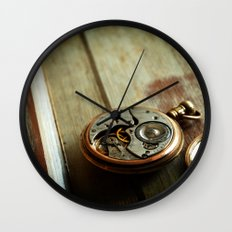 The Conductor's Timepiece - 2 Wall Clock